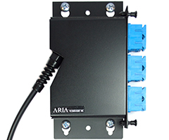 Fiberpatch patch Fiber Optic Wallmount Wall Mount Enclosure Patch Panel pre-terminated terminated stub