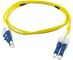LC UPC Singlemode Fiber Jumpers