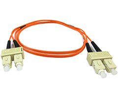 Multimode 50-um Fiber Jumpers
